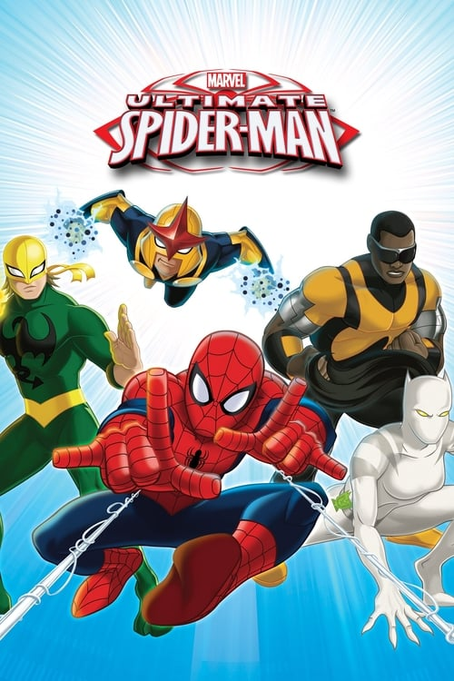 Ultimate Spiderman poster