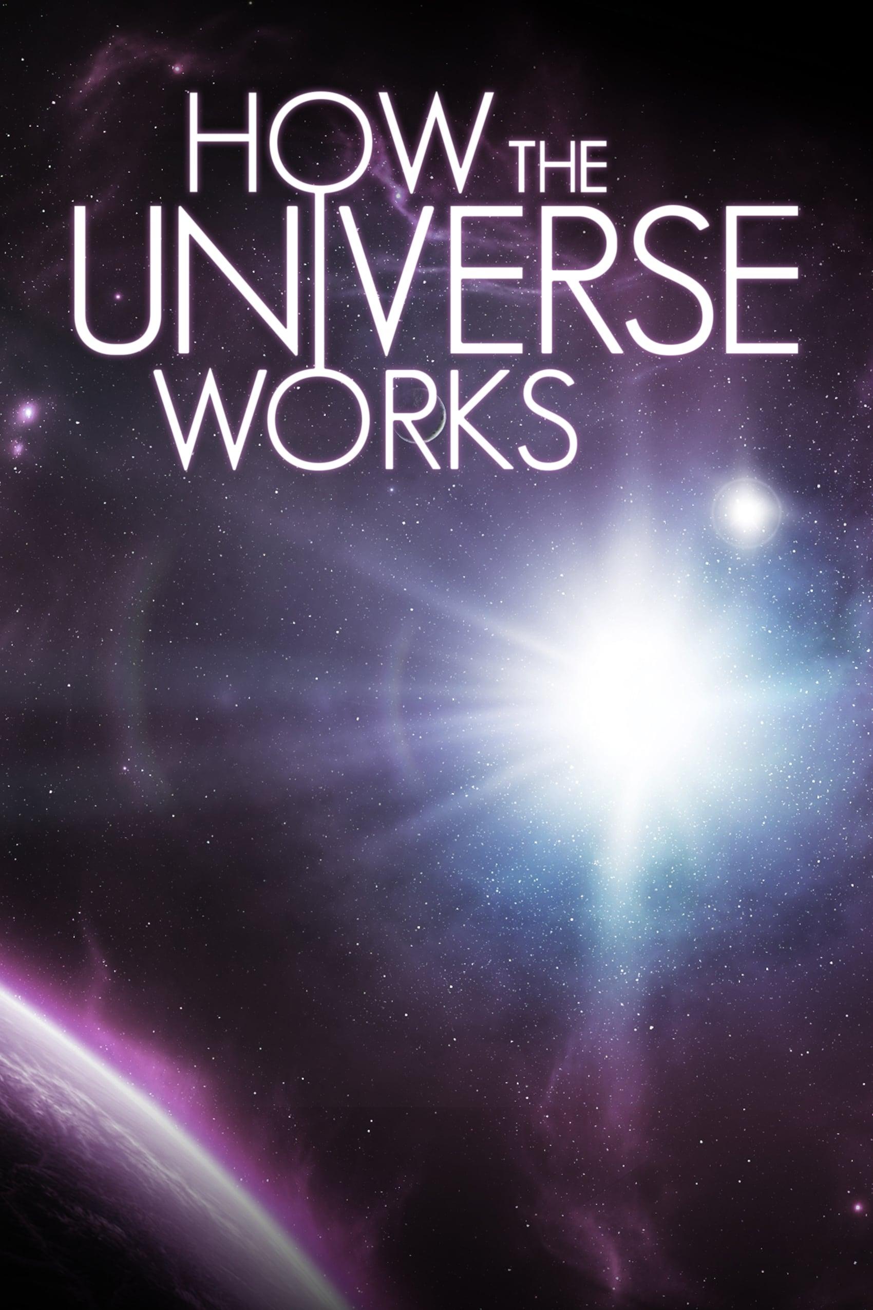 La historia del universo poster