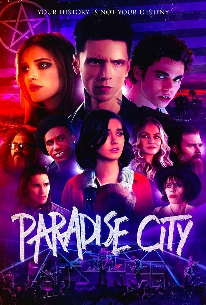 La ciudad del paraíso poster