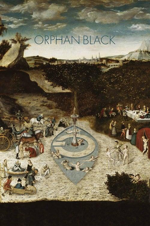 Póster Orphan Black