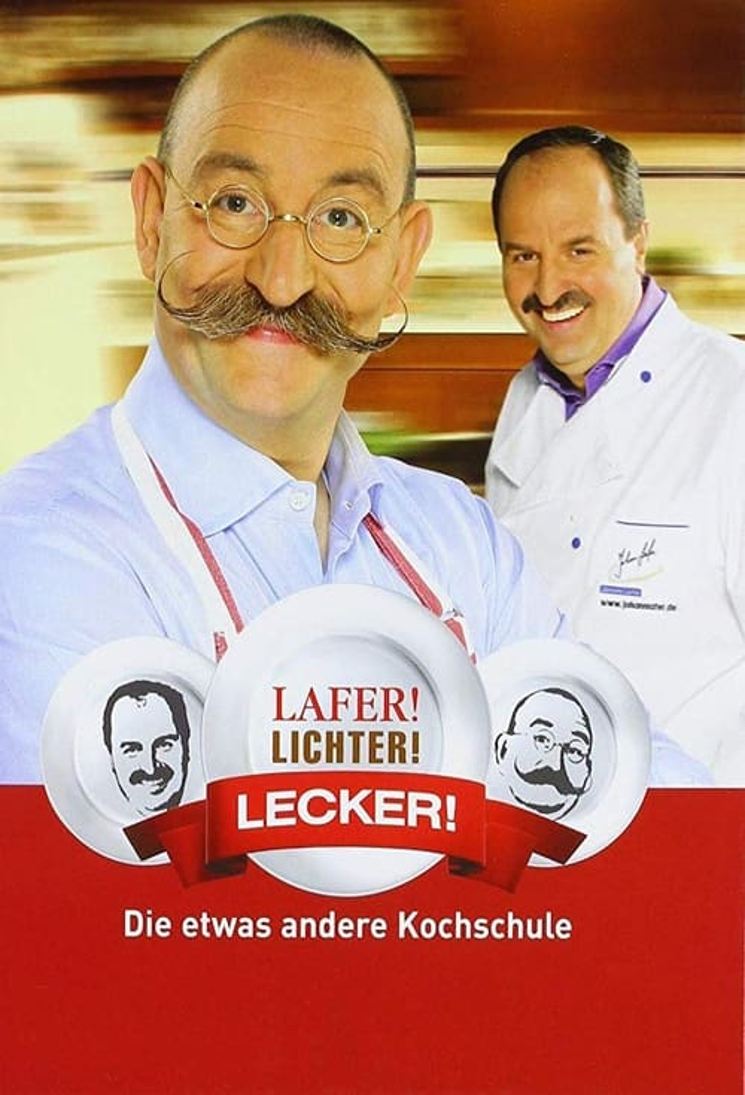 Lafer! Lichter! Lecker! poster