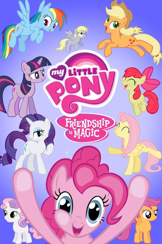 Póster My Little Pony: La magia de la amistad