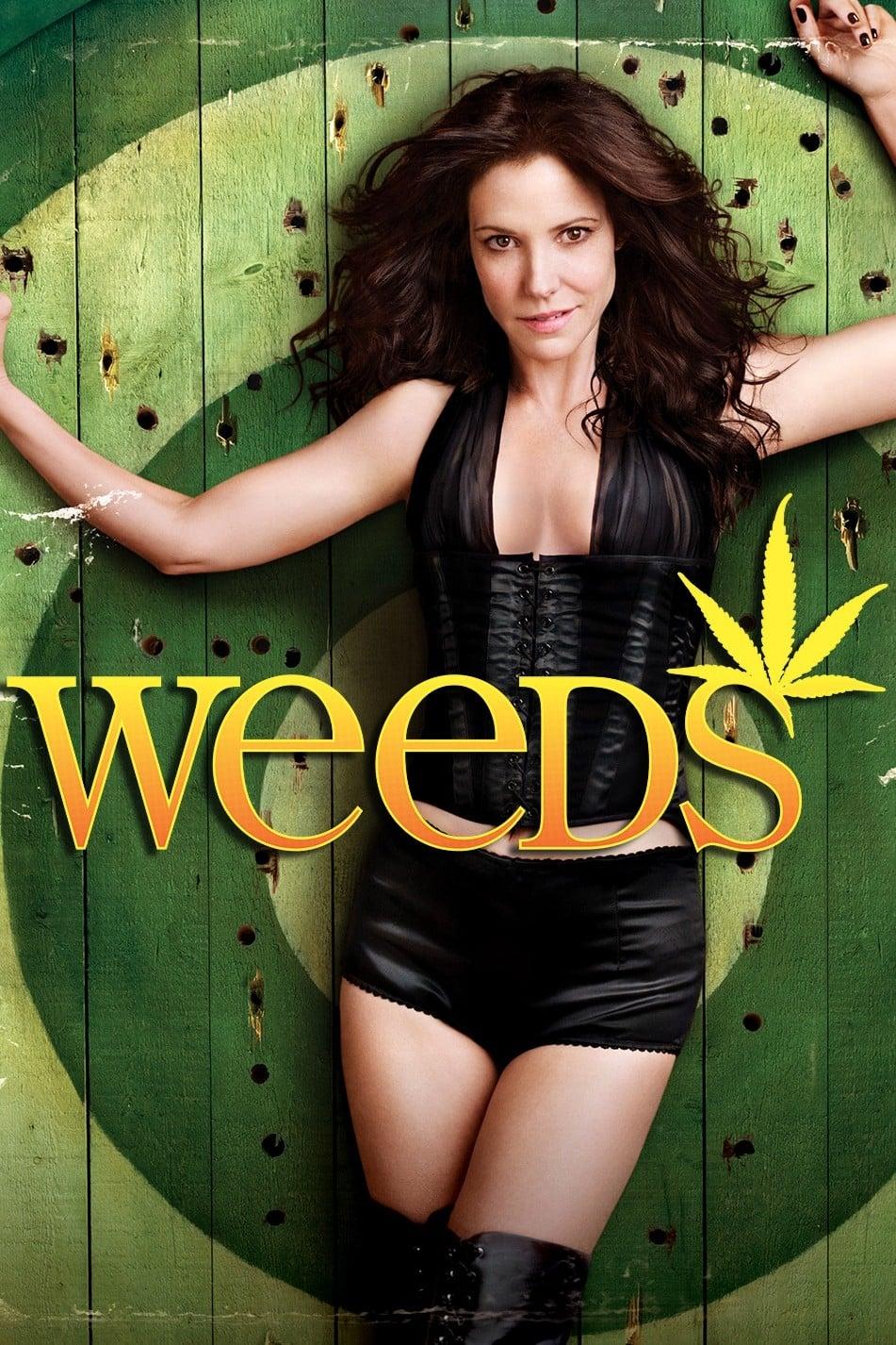 Póster Weeds