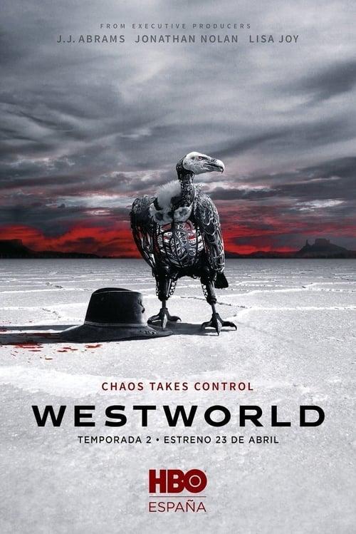 Póster Westworld