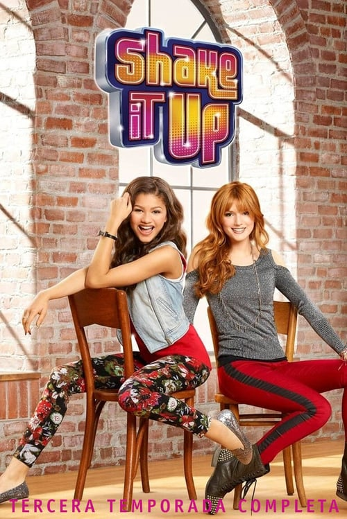 Shake It Up poster