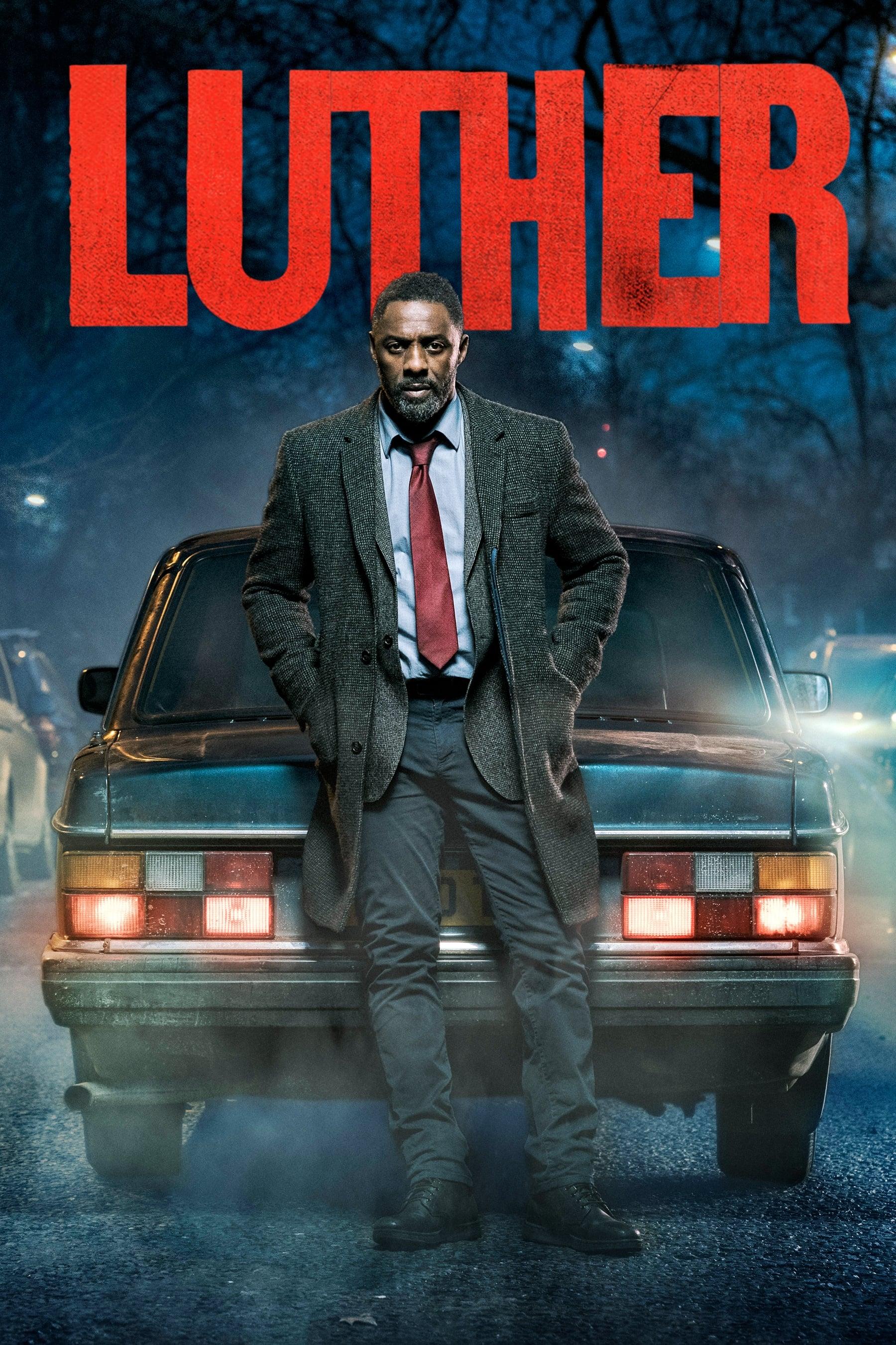 Póster película Luther