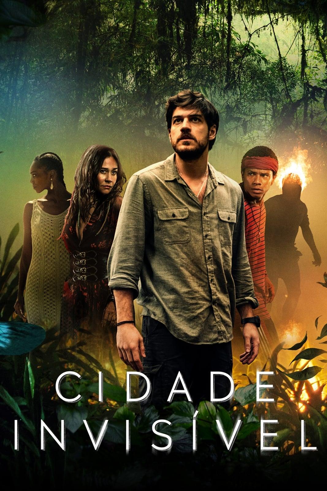 Ciudad invisible poster