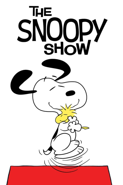 El show de Snoopy poster