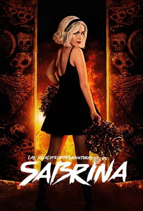 Póster película Las escalofriantes aventuras de Sabrina