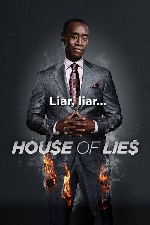 Póster película House of Lies