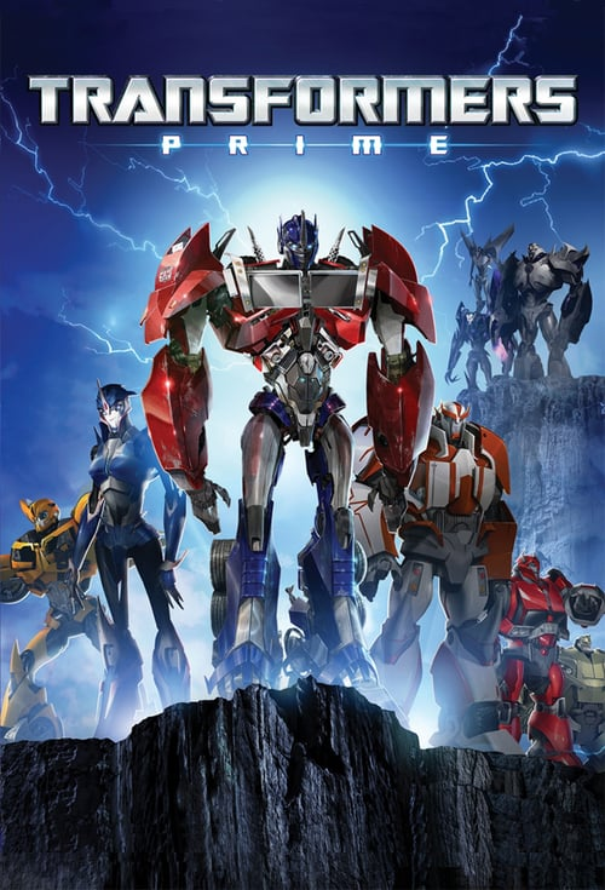 Transformers: Prime poster