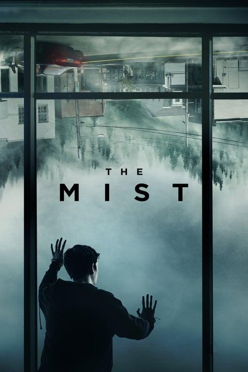 La niebla poster