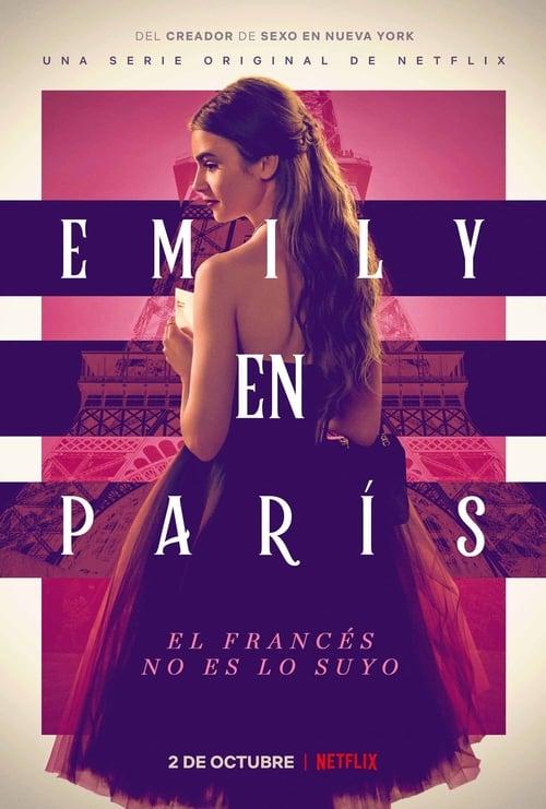 Póster Emily en París