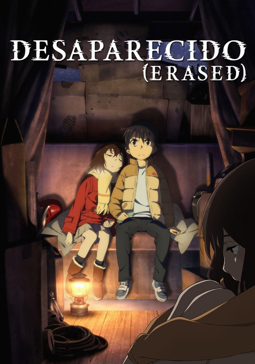 Desaparecido (Erased) poster