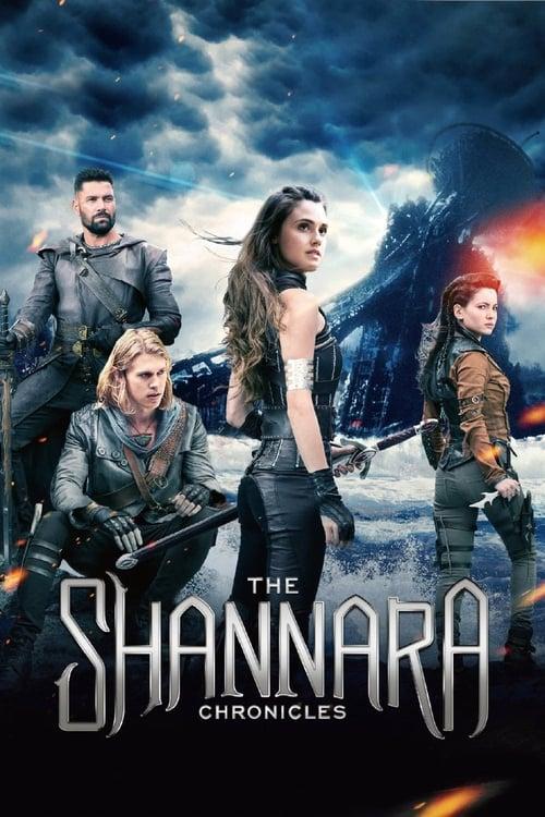 Póster Las crónicas de Shannara