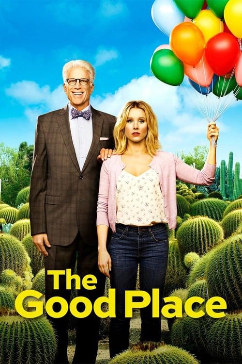 Póster película The Good Place