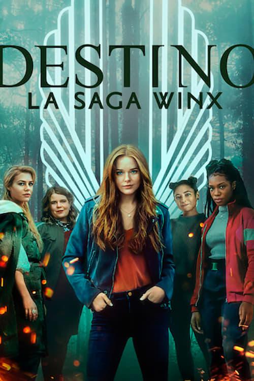 Póster Destino: La saga Winx