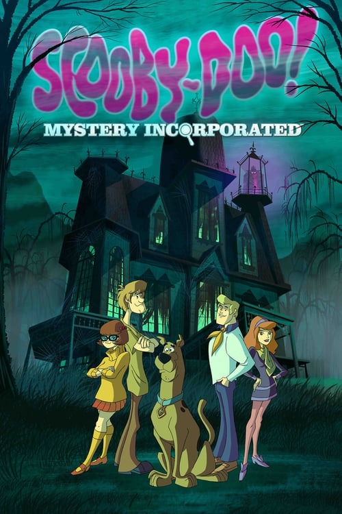 Scooby-Doo! Misterios, S. A. poster