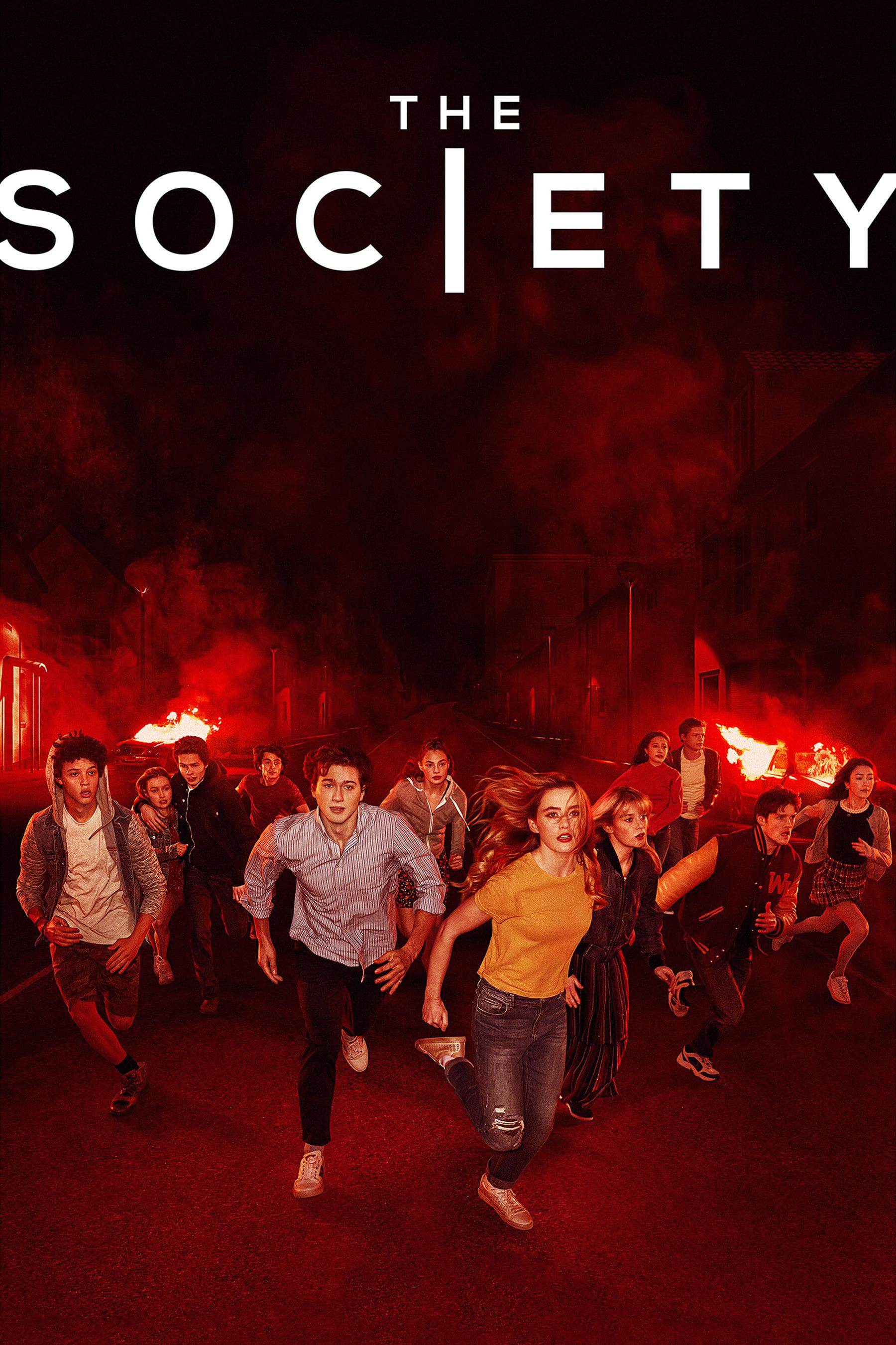 Póster película The Society