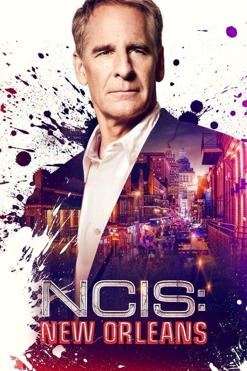 NCIS: Nueva Orleans poster