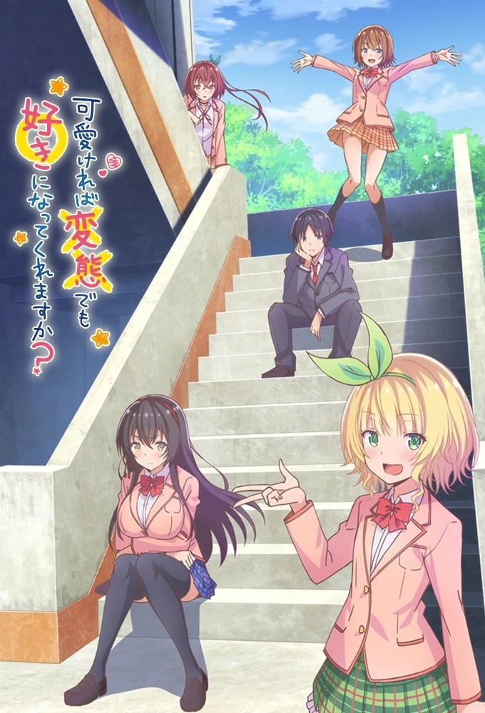 Kawaikereba Hentai demo Suki ni Natte Kuremasu ka? poster