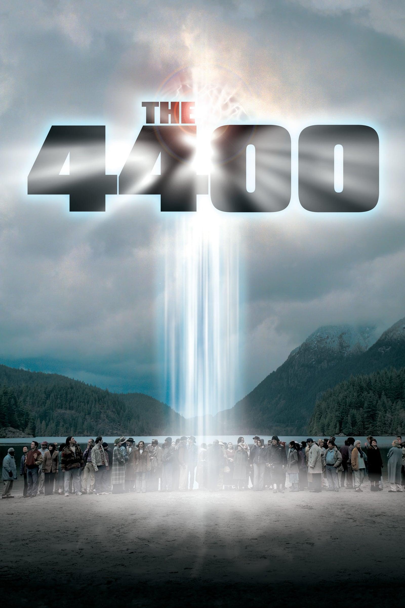 Los 4400 poster
