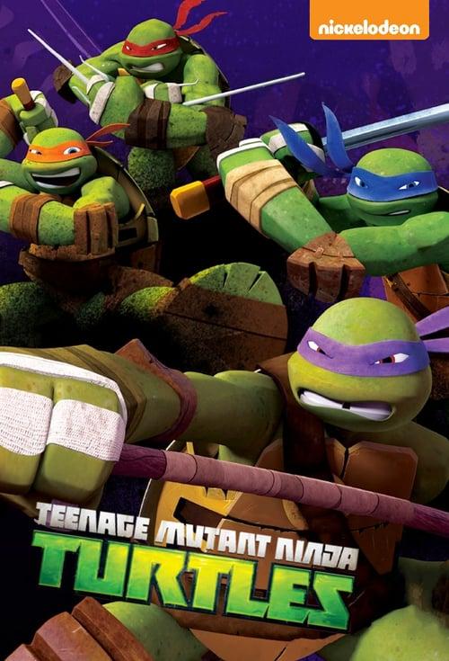 Las tortugas ninja poster