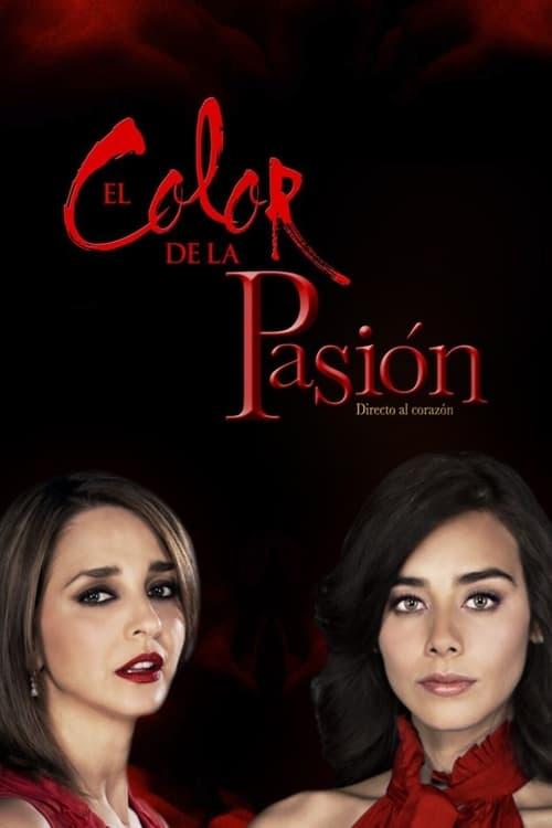 El Color De La Pasion poster