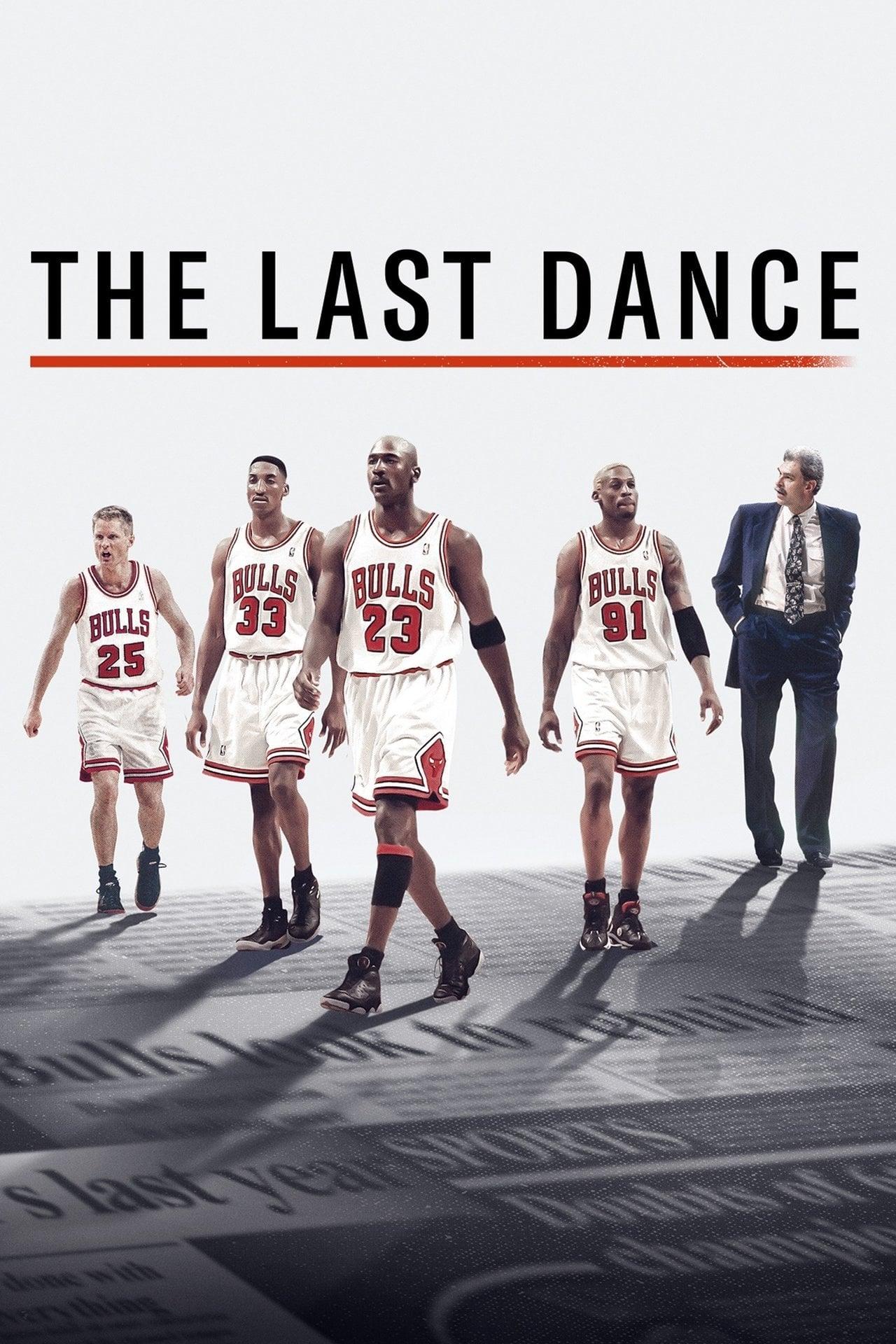 El último baile poster
