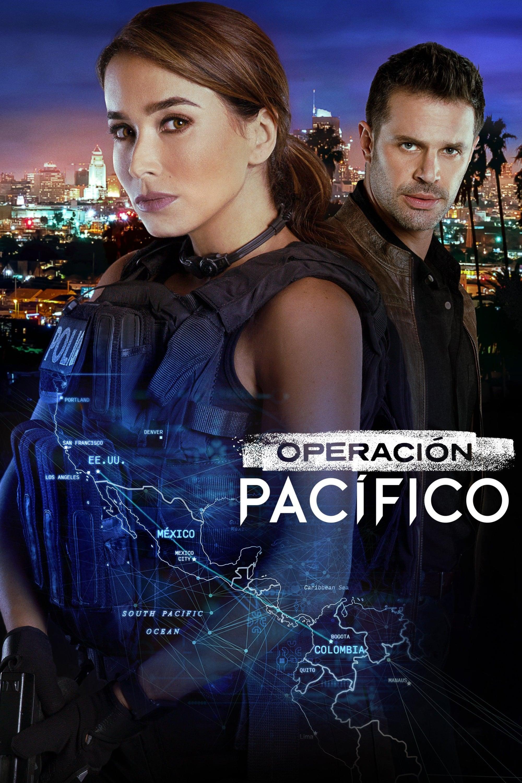 Operación Pacífico poster