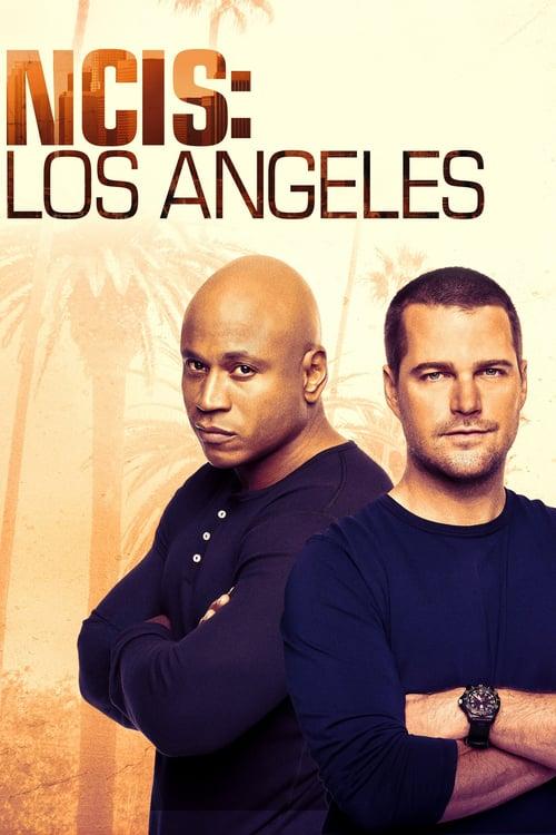 NCIS: Los Ángeles poster