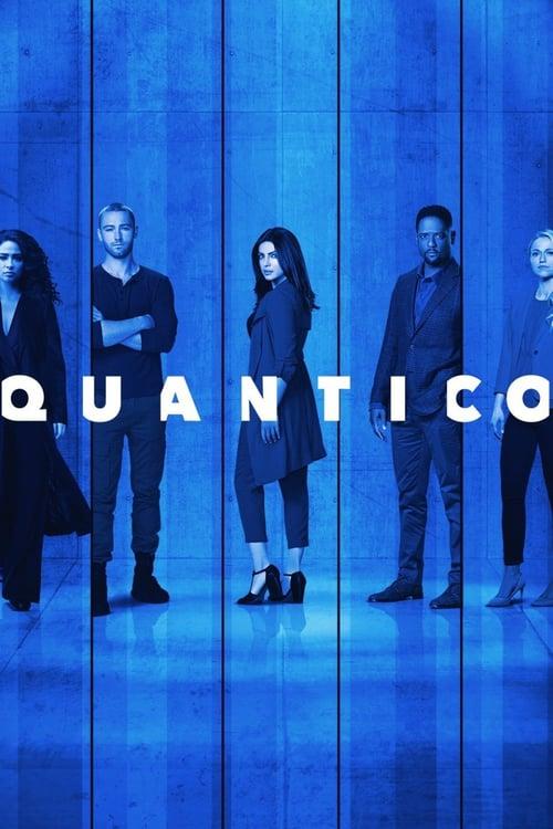 Póster Quantico