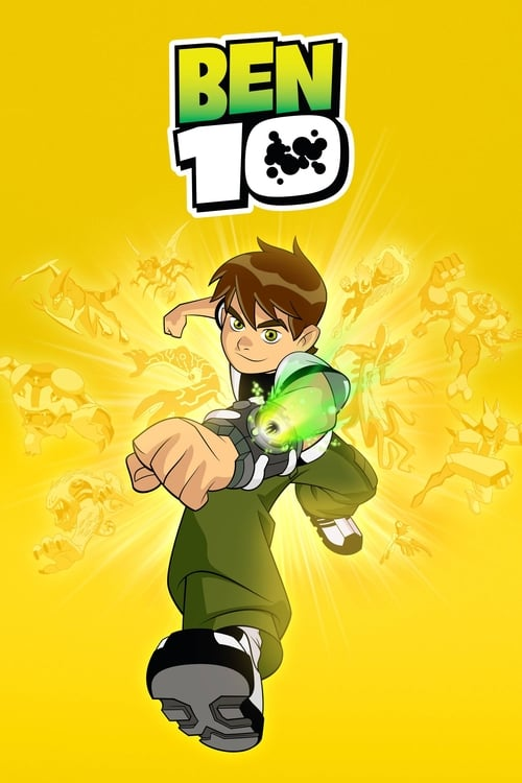 Ben 10 poster