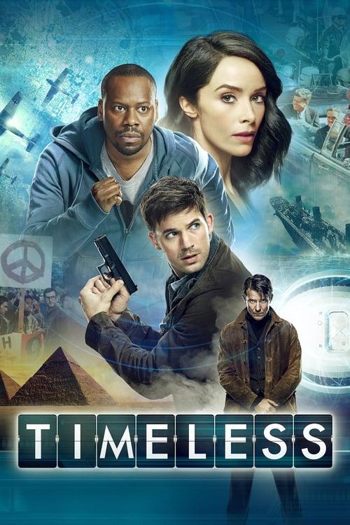 Póster Timeless