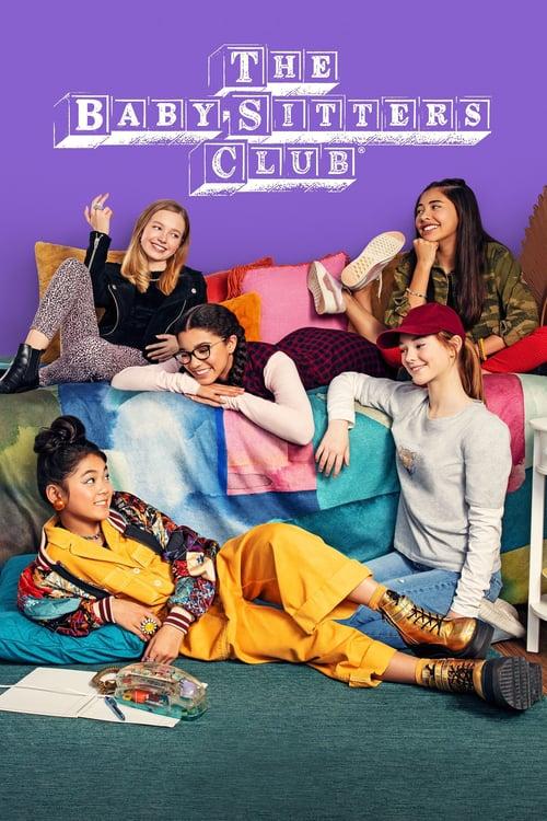 El club de las canguro poster