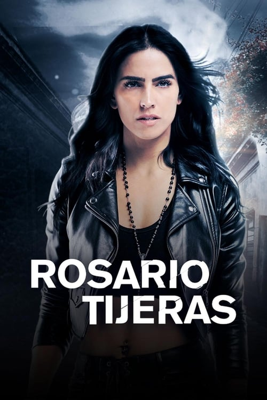 Póster serie Rosario Tijeras