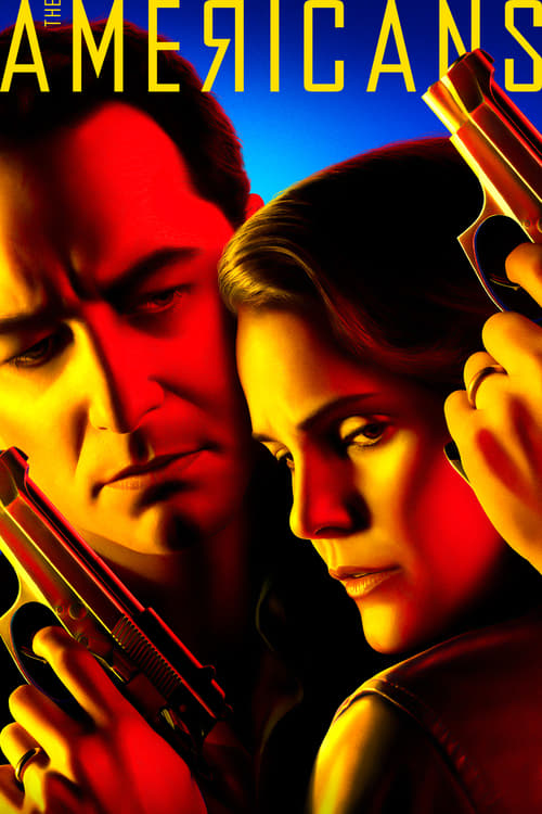 Póster The Americans