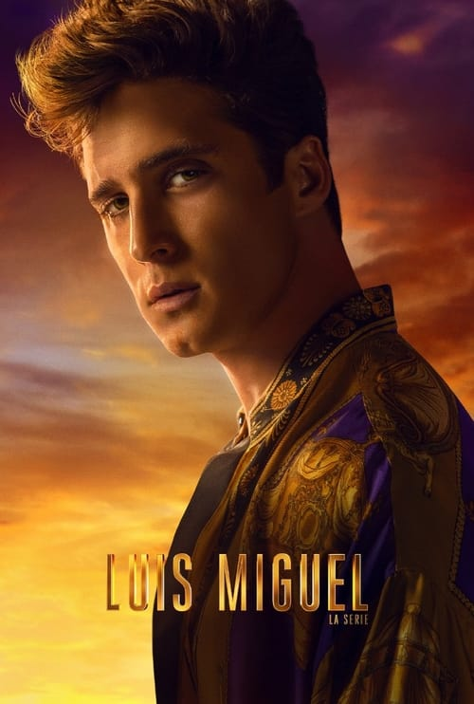 Luis Miguel: La Serie poster