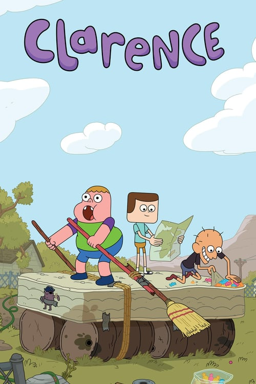 Póster Clarence