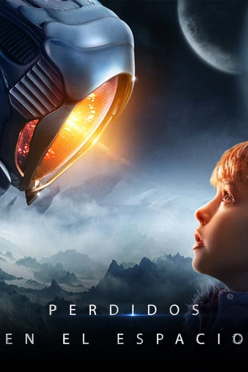 Póster Lost in Space