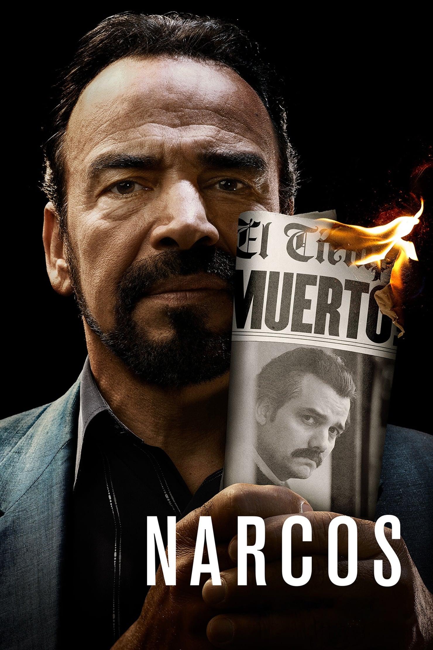 Póster Narcos