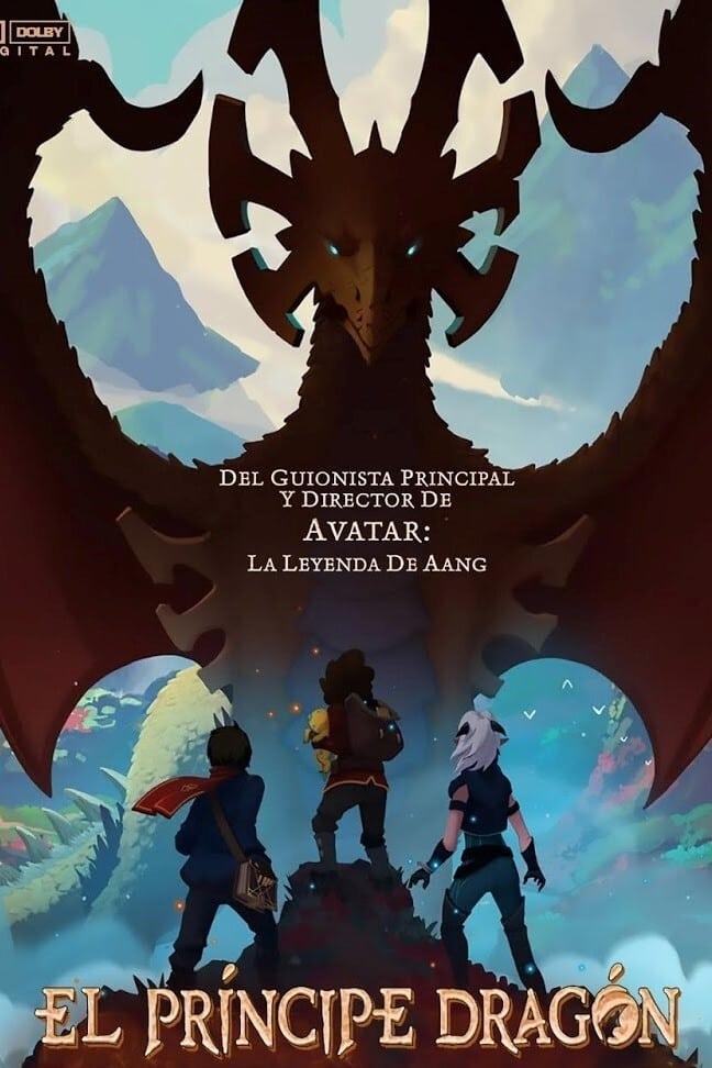 El príncipe dragón poster