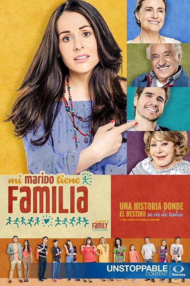 Mi Marido Tiene Familia poster