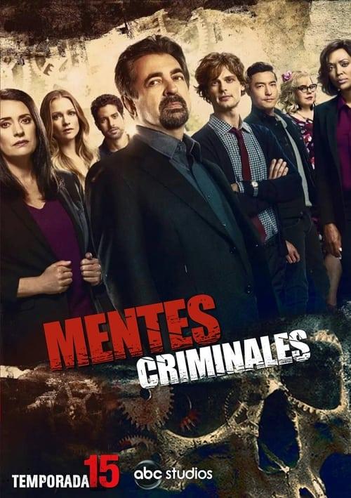 Póster Mentes criminales