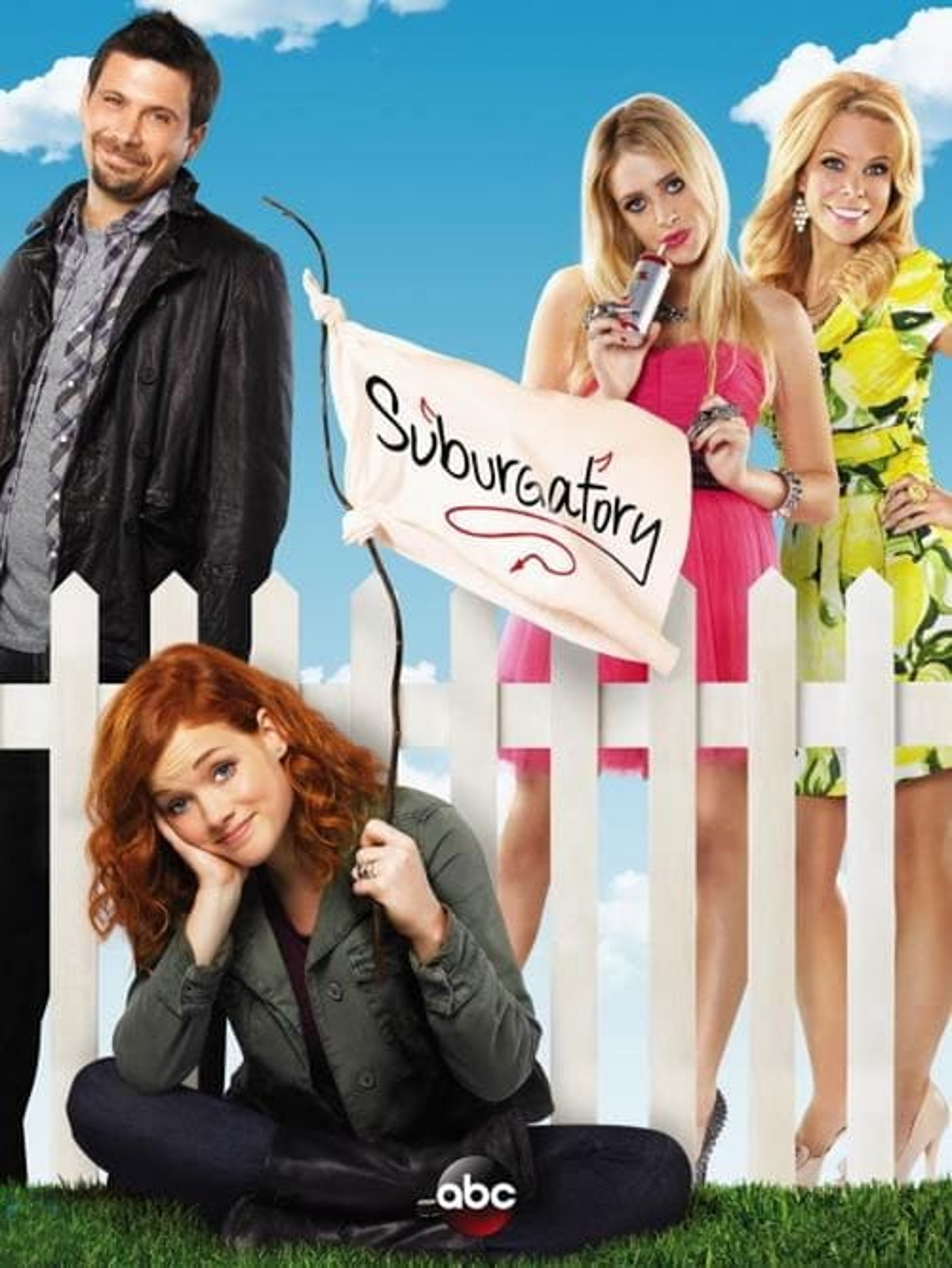Suburgatory (Fuera de lugar) poster