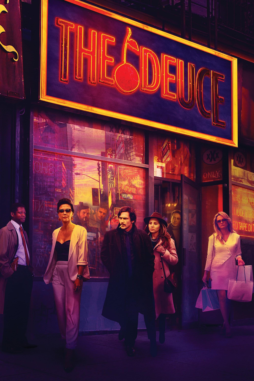 The Deuce (Las crónicas de Times Square) poster