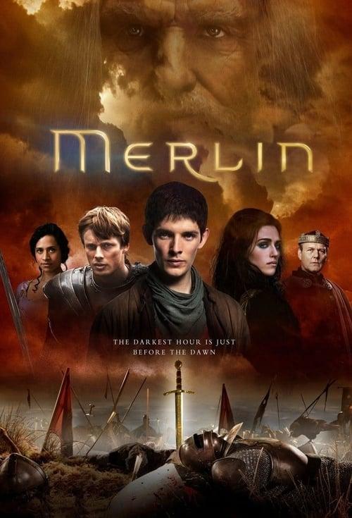 Póster Merlín