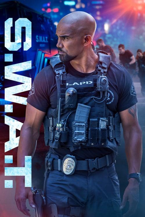 S.W.A.T.: Los hombres de Harrelson poster