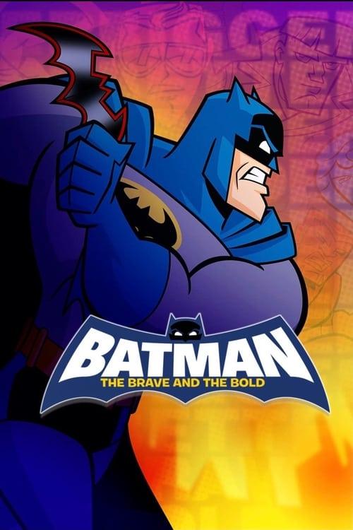 El intrépido Batman poster