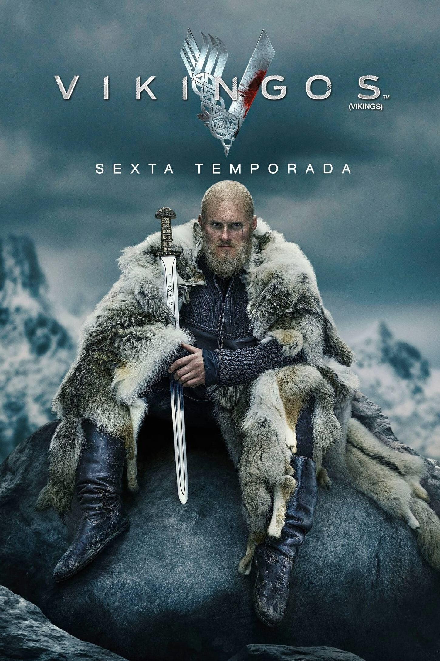 Vikingos poster